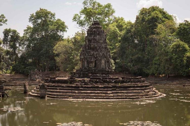 涅槃寺 neak pean
