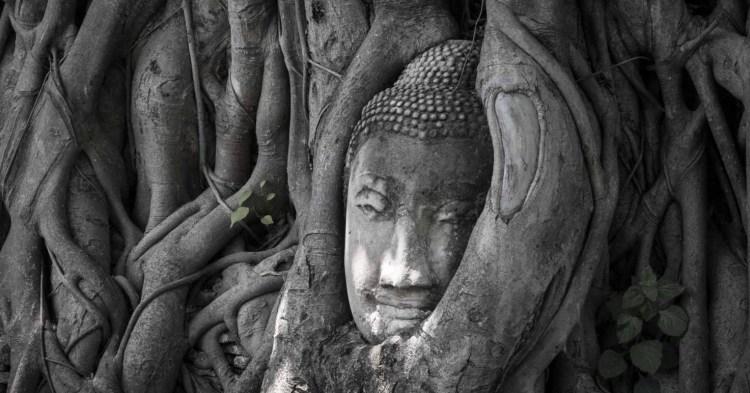 毁了吴哥城的 Ayutthaya (大城王朝),最后其首都也被缅甸的东吁王国所毁