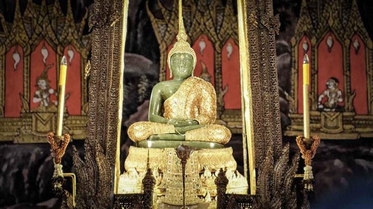 泰國玉佛寺的玉佛 (Emerald Buddha)