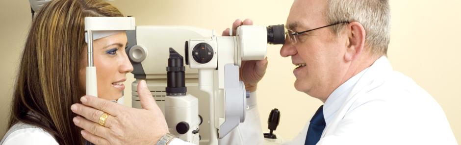 Narrow Angle Glaucoma Treatment