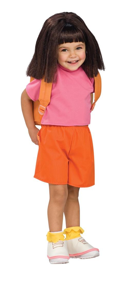 Dora The Explorer Wig - Child - Mr. Costumes