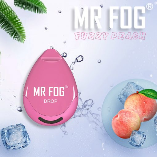 Mr Fog New Drop Fuzzy Peach