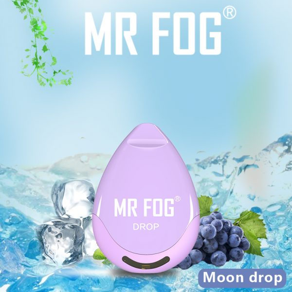 Mr Fog New Drop Moon Drop