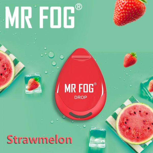 Mr Fog New Drop Strawmelon