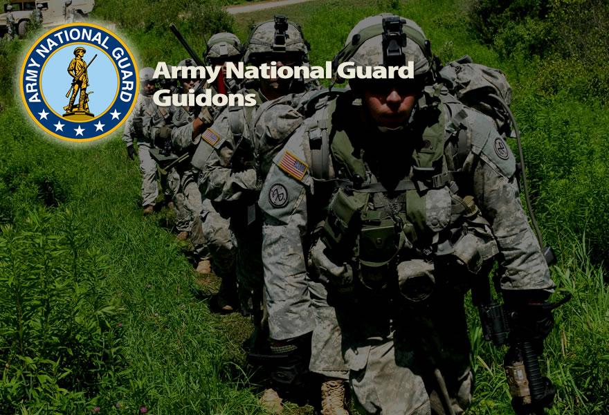 army guidon regulation