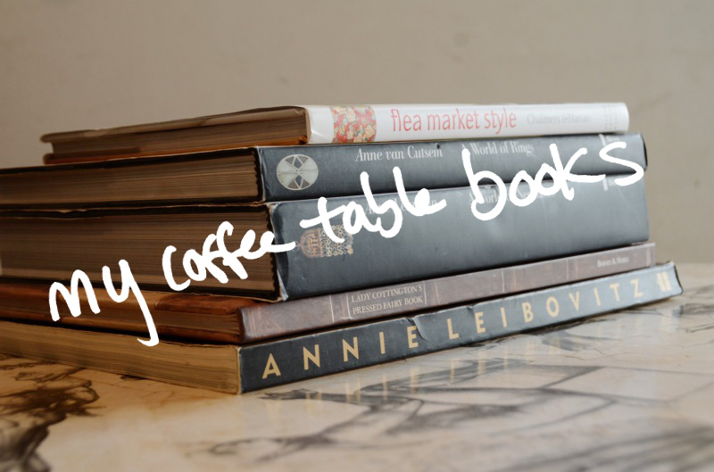 Mr  Kate   favorite coffee table books Coffee table books have been a staple interior design