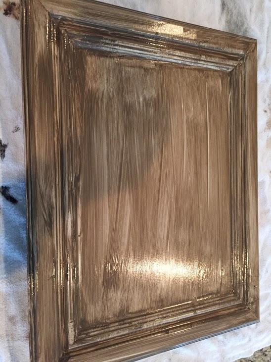 Brown Painted Interior Doors