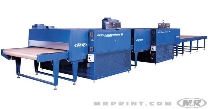 GUARDIAN® II Gas Screen Printing Conveyor Dryer :: Graphic ...