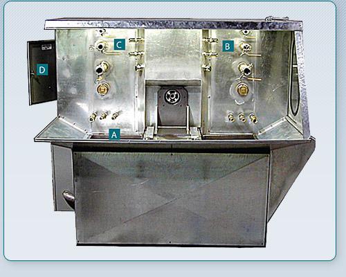 Hydraulic Pump Test Stand Hydraulic Test Stand