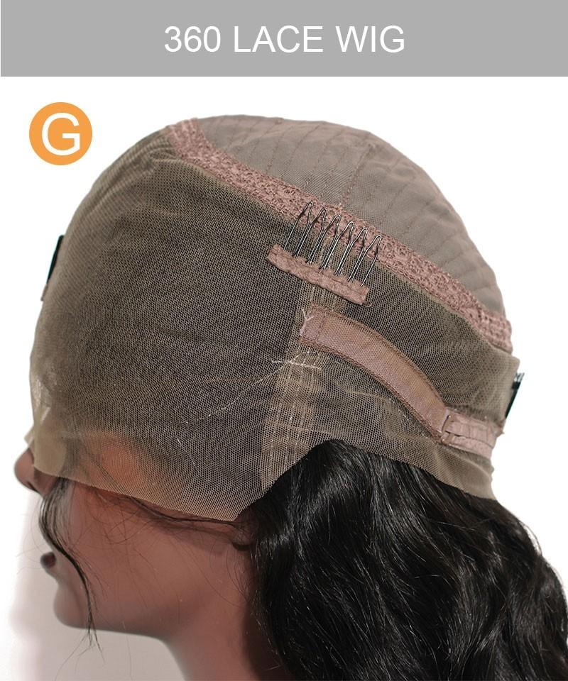 360 Lace Frontal Cap