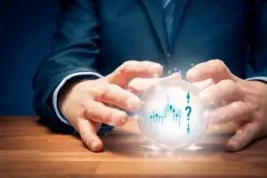 Investment Prediction And Planning. Look Into The Crystal Ball.