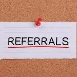 Referrals wording