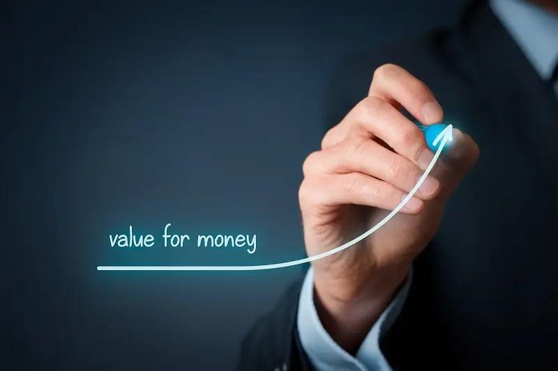 Increasing value for money