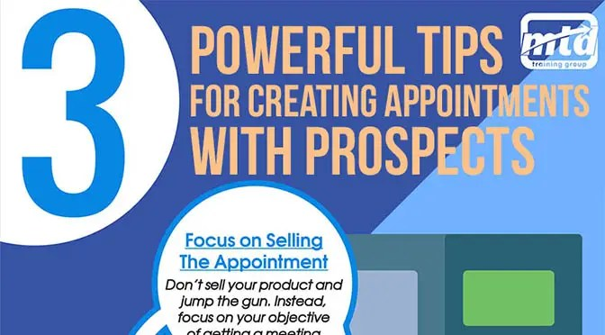 Creating Appointments With Prospects-