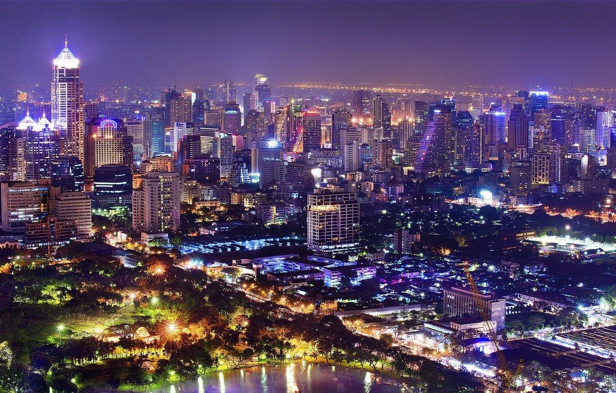 Light District Bangkok Red