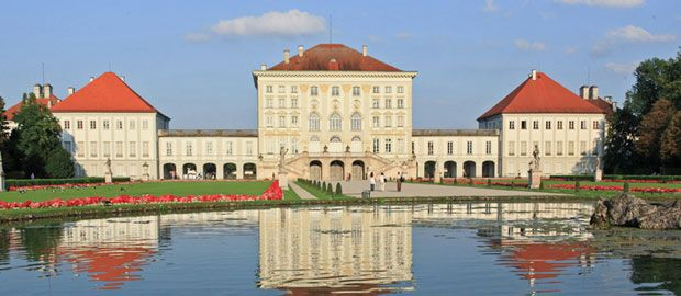 Palaces Castles Bavarian And