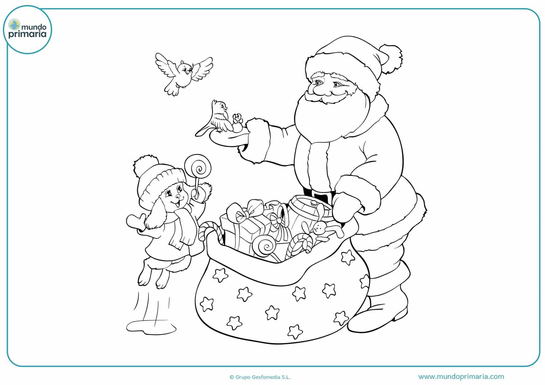 Navidad De Para Imprimir Villancicos