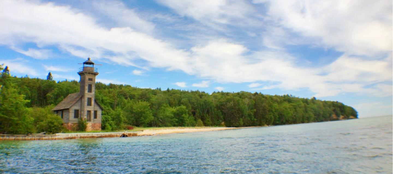 Munising Michigan Visitors Bureau Pictured Rocks National
