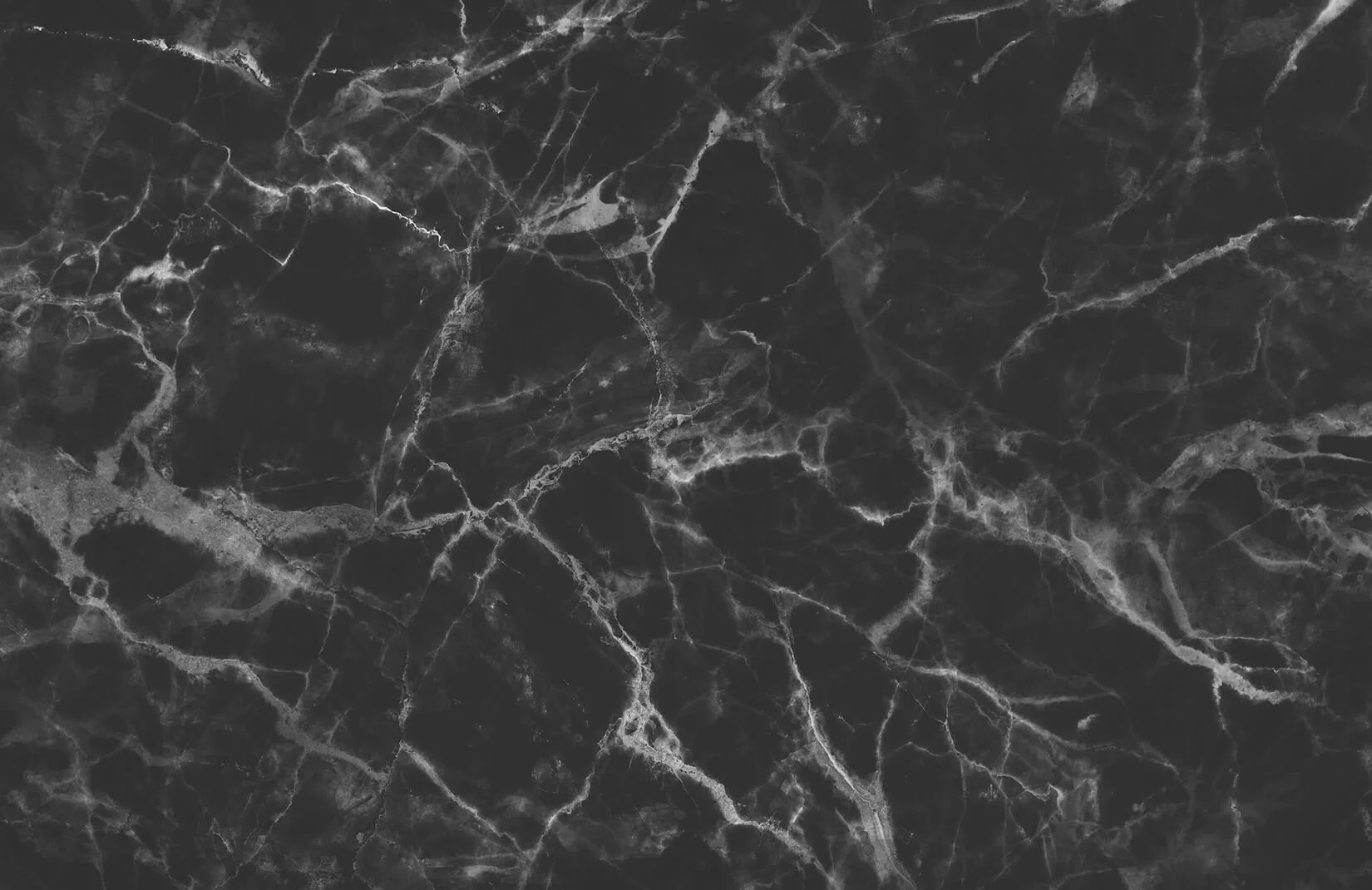 Black And White Marble Background