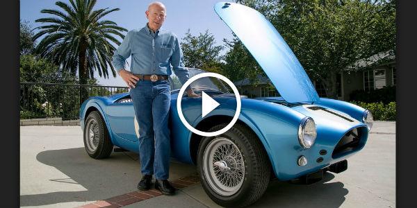 Lynn Park Famous As Mister Cobra Opens His Garage