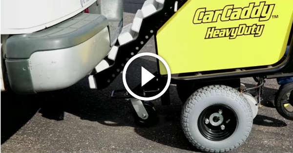 Battery Light Car