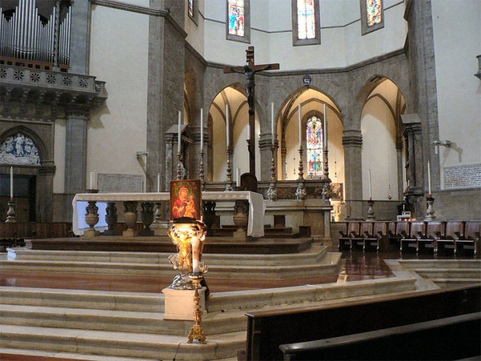 Cathedral of Florence Altar