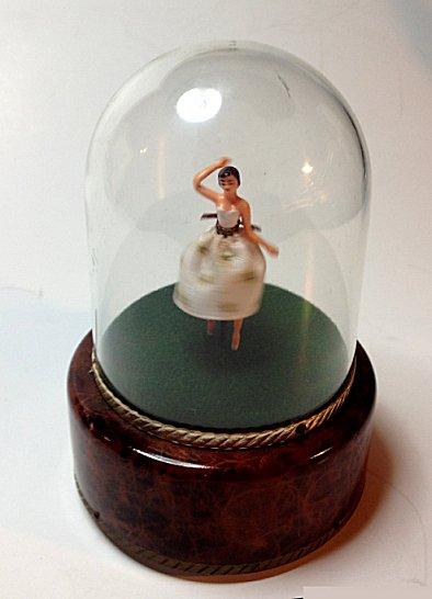 Dancing Ballerina By Reuge