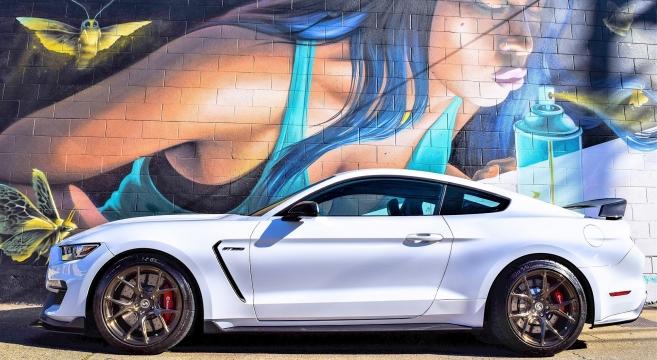 2017 S550 Mustang Parts