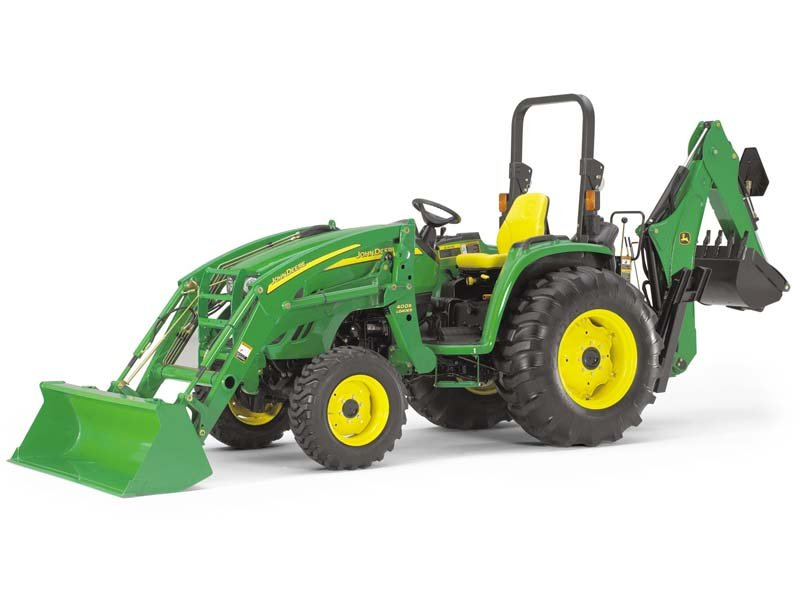 Compact Utility Tractor Packages
