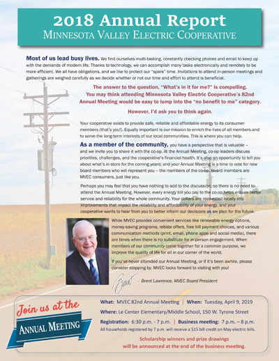 2019_03_Annual Report_thumb - Minnesota Valley Electric