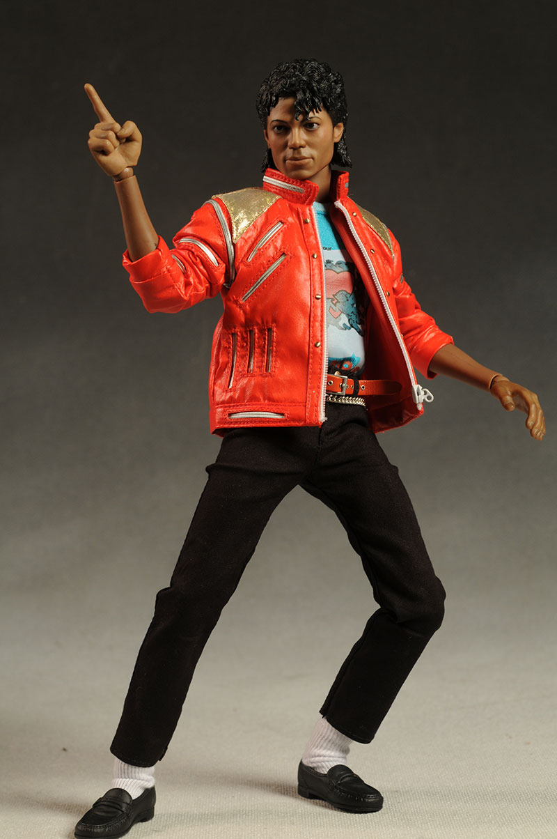 Michael Jackson Beat It 10th Anniversary action figure ...