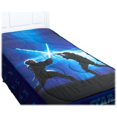 My Family Fun Star Wars Lightsaber Duel Bedding