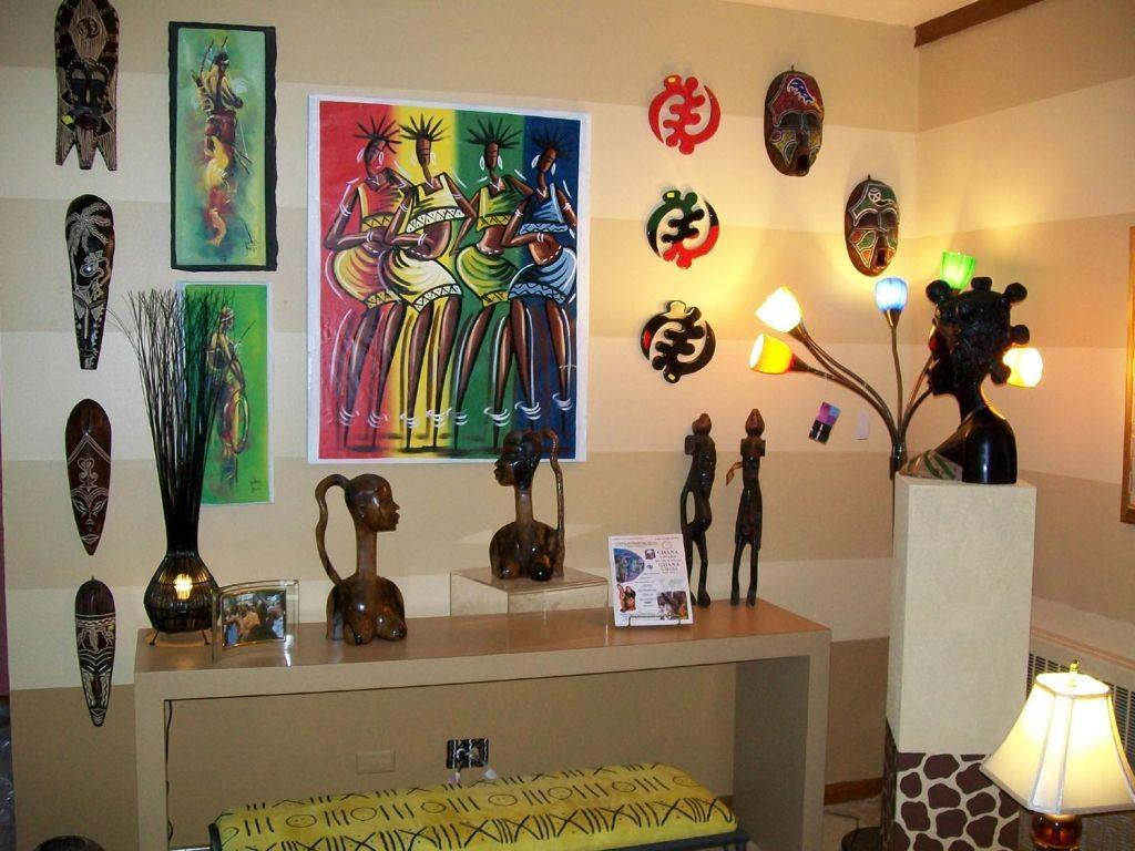 Decorating Safari Style