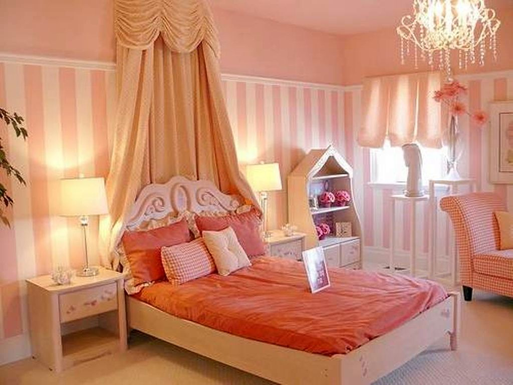 20 Pretty Girl Bedrooms For Your Little Princesses