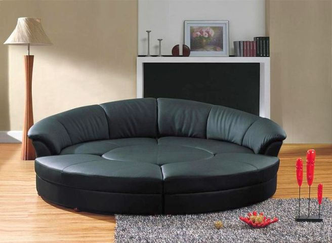 17 Contemporary Round Bed Frame Designs Gallery for Round Bed Frame Designs