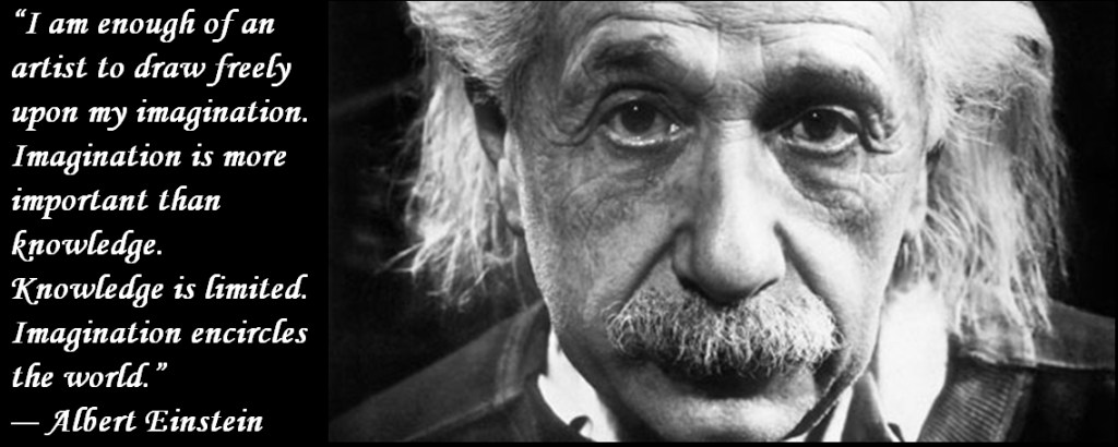 Albert Einstein Quote About Knowledge and Imagination   Awesome     Albert Einstein Quote About Knowledge and Imagination