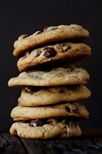 Rolo Stuffed Chocolate Chip Cookies My Baking Addiction