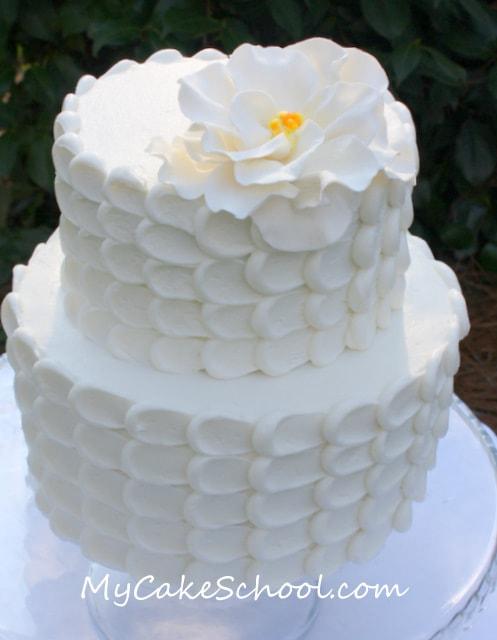 Beginner Cake Decorating With Fondant