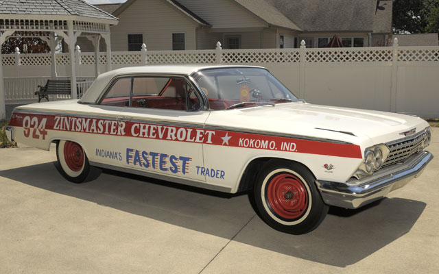 1962 Chevy Impala SS 409 Lightweight   My Dream Car 1962 Chevy Impala SS 409 Lightweight