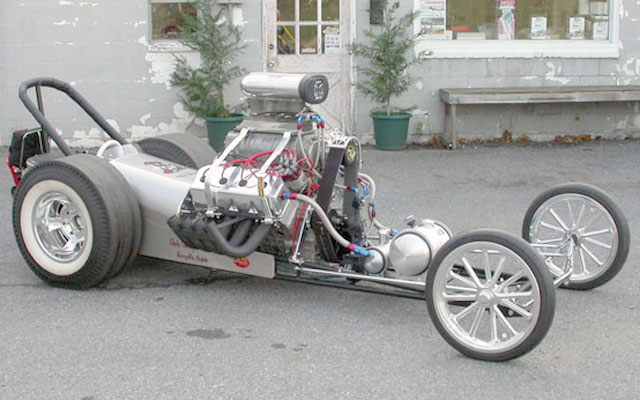 1960 Nostalgia Front End Dragster My Dream Car