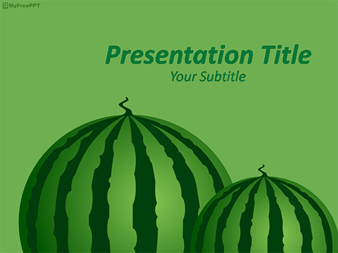 Free Watermelon Benefits Template Download Free