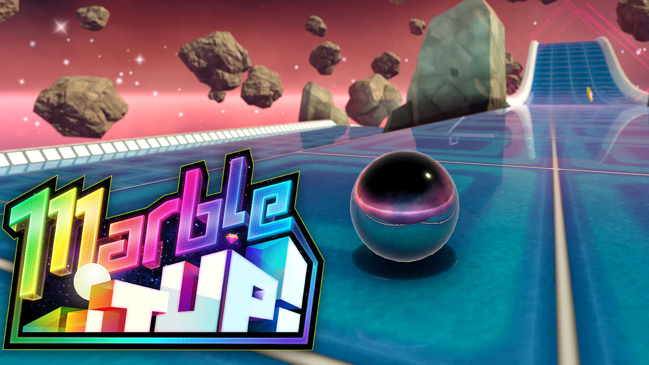 Marble It Up  looks a new Marble Madness and Super Monkey Ball marble it up  looks a new marble madness and super monkey ball Marble It Up