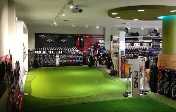 Golfriend s   A spectacular golf store between Marbella and Estepona     Tienda de golf Golfriends 2