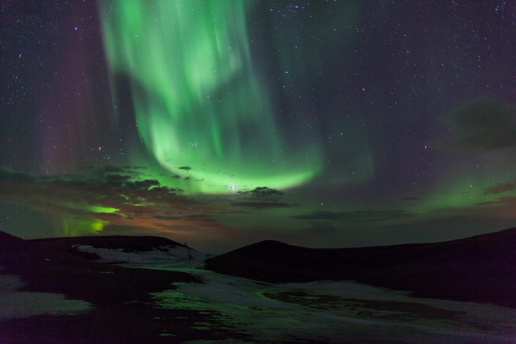 Best Place Stay Iceland Northern Lights