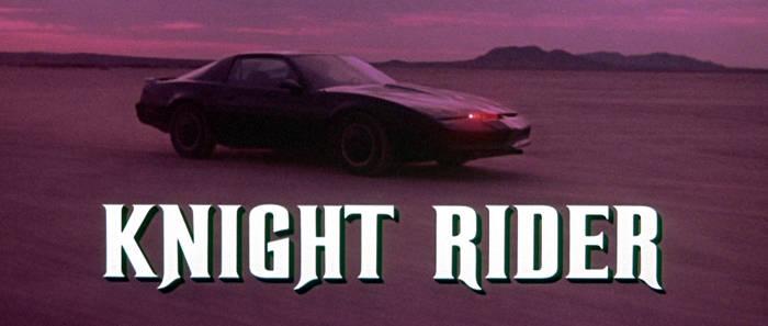 Knight Rider Turbo Boost
