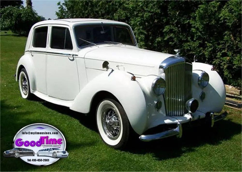 1950 Bentley Exterior 1 1 LIMO RENTAL FLEET