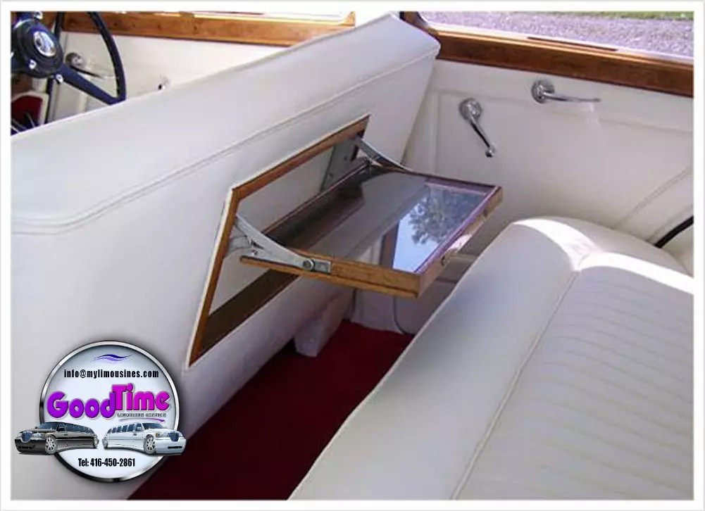 1950 Bentley Interior 2 1 LIMO RENTAL FLEET