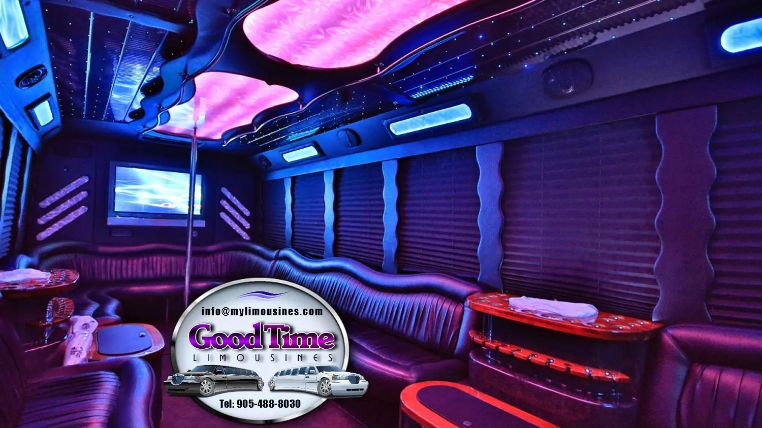 30 Passenger Limo Party Bus Int 1 1 LIMO RENTAL FLEET