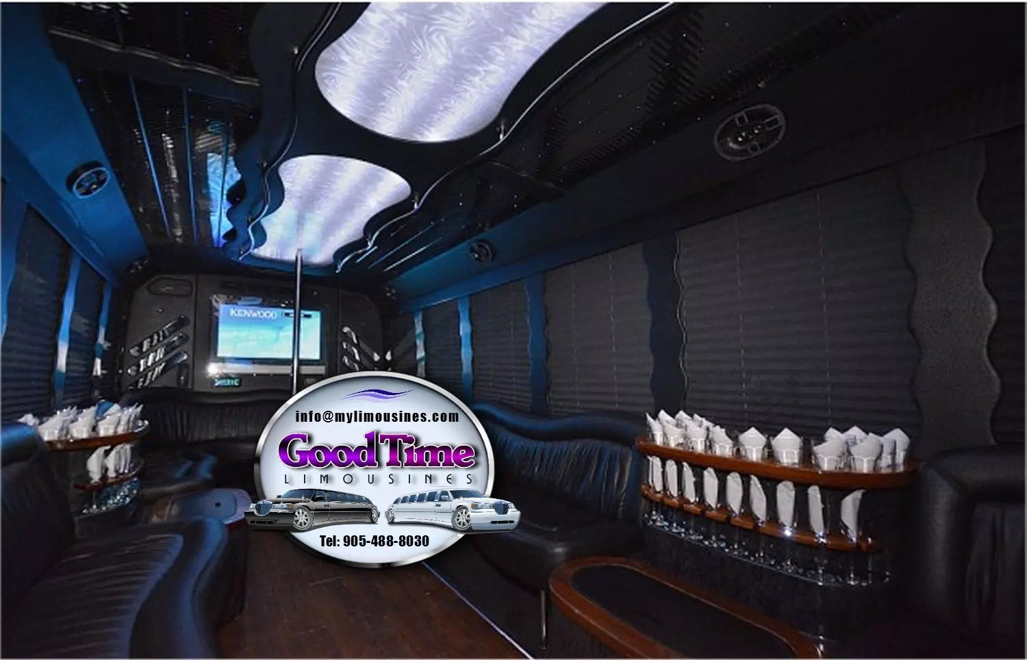 30 Passenger Limo Party Bus Int 2 1 LIMO RENTAL FLEET