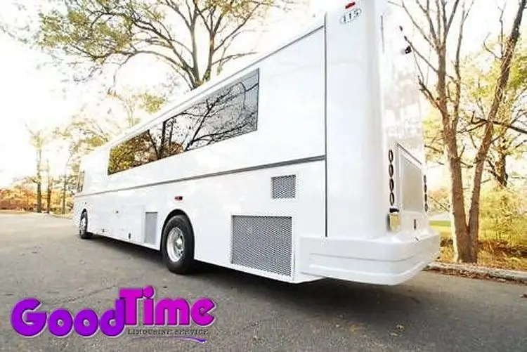 45 passenger party bus ext 4 2 LIMO RENTAL FLEET